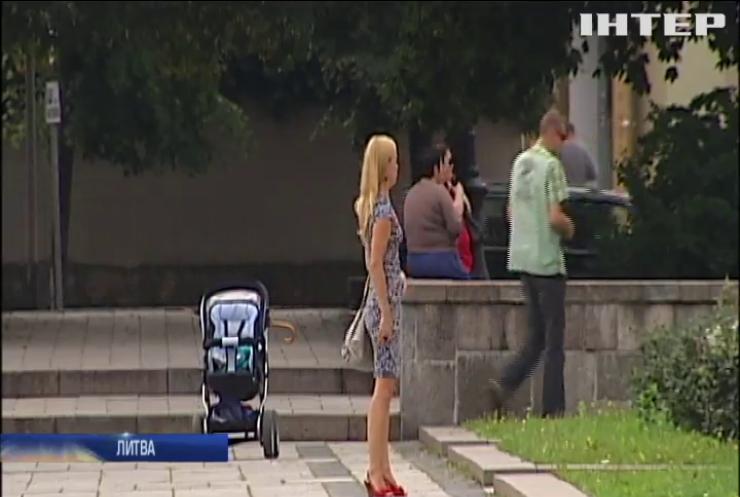 Литва введет квоты на заробитчан