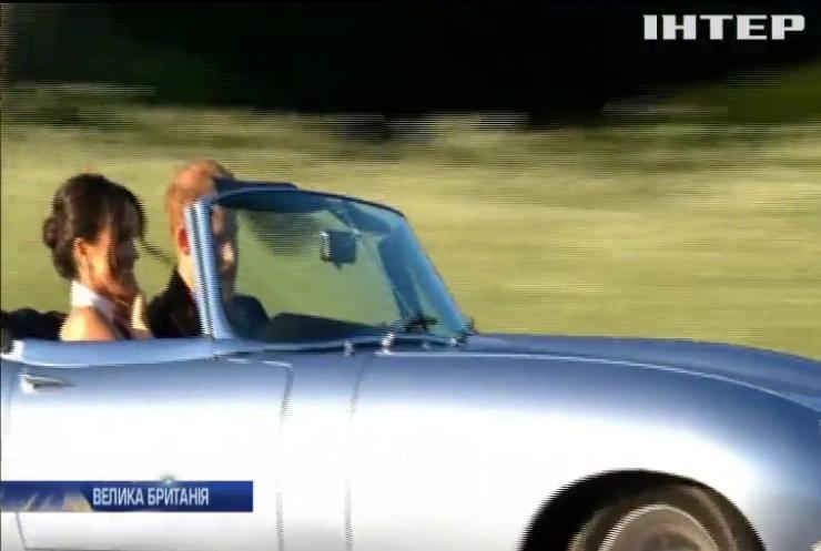 Весілля принца Гаррі та Меган Маркл: стали відомі подробиці закритої частини урочистостей