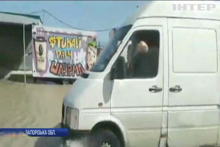 На азовському узбережжі сталася надзвичайна подія