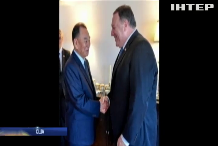 Представник Північної Кореї прибув до США