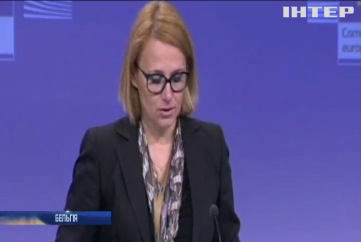В ЄС відреагували на інсценування вбивства Бабченка