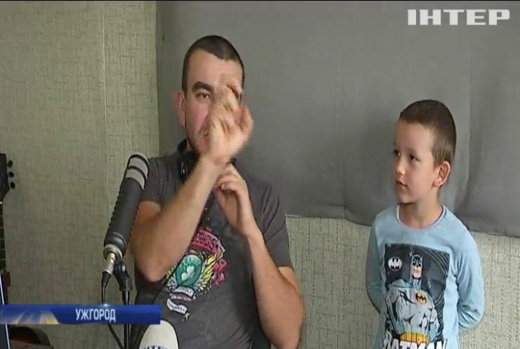 Хлопчик з Ужгорода відкрив власне інтернет-радіо (відео)