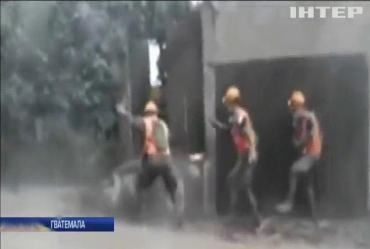 Виверження вулкану у Гватемалі: 25 людей загинули