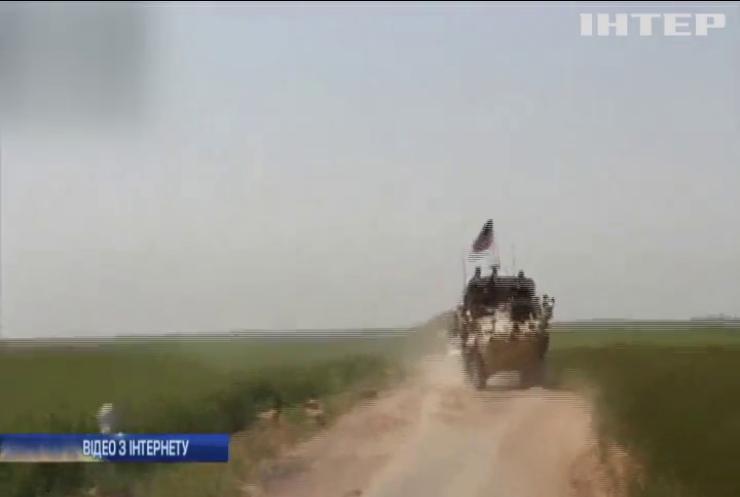 США розпочали зачистку ІДІЛ на кордоні Сирії та Іраку