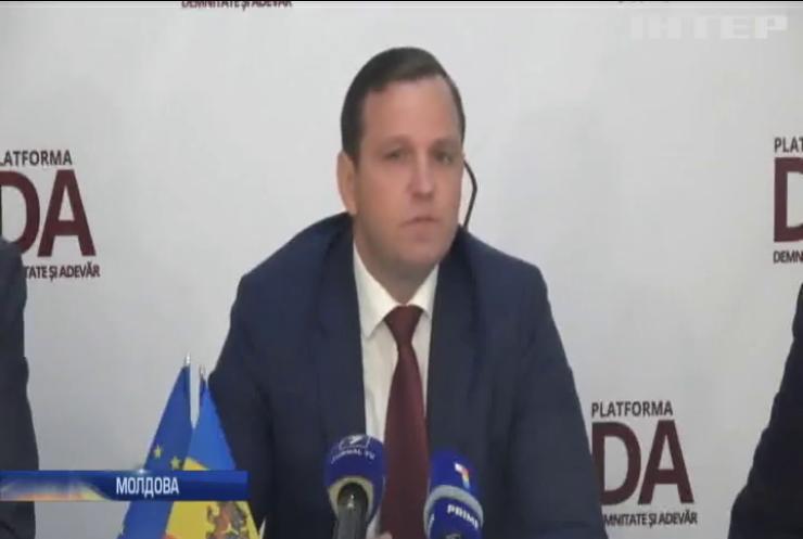 Мером Кишенева став кандидат-опозиціонер