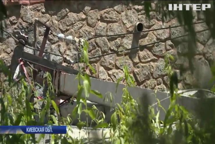 Под Киевом расстреляли автомобиль вице-президента Федерации бокса