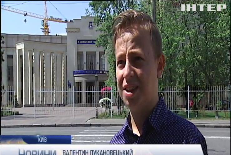 Допомоги потребує Валентин Лукановецький - у юнака хронічна ниркова недостатність