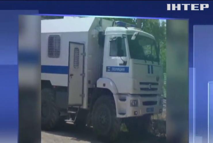 Біля Феодосії кримського татарина запідозрили у екстремізмі і викрали