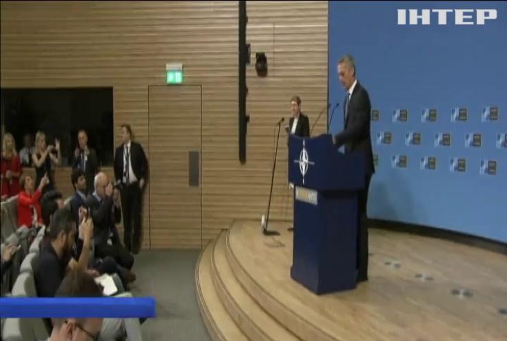 У НАТО підводять підсумки зустрічі міністрів оборони