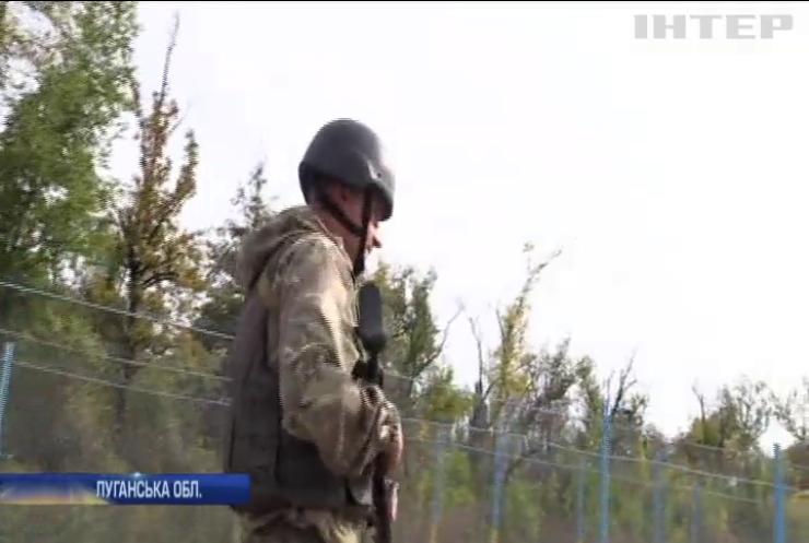 На Луганщині скоротять кількість блокпостів