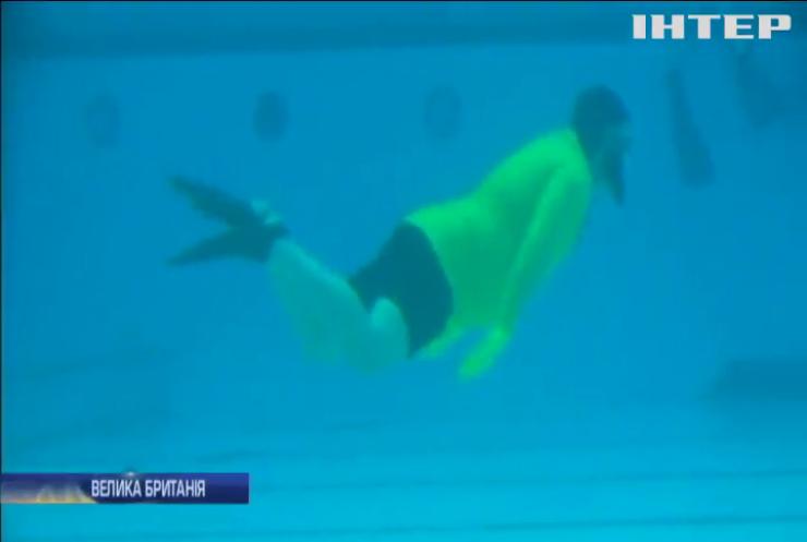 Британці занурюються під воду заради хокею (відео)