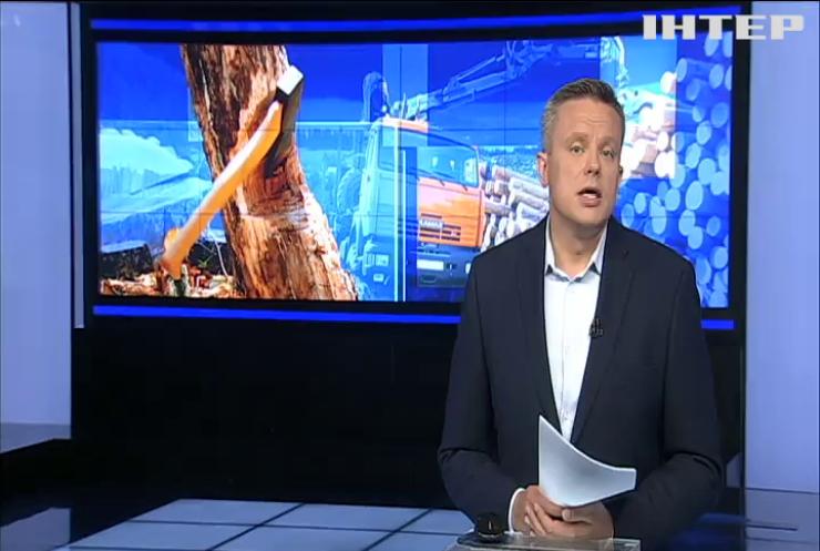 На Львівщині містяни масово вирубують ліси
