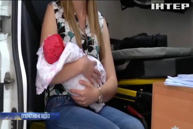 На Черкащині жінка намагалася продати дитину