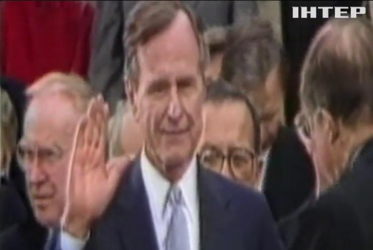 Джордж Буш встановив новий рекорд