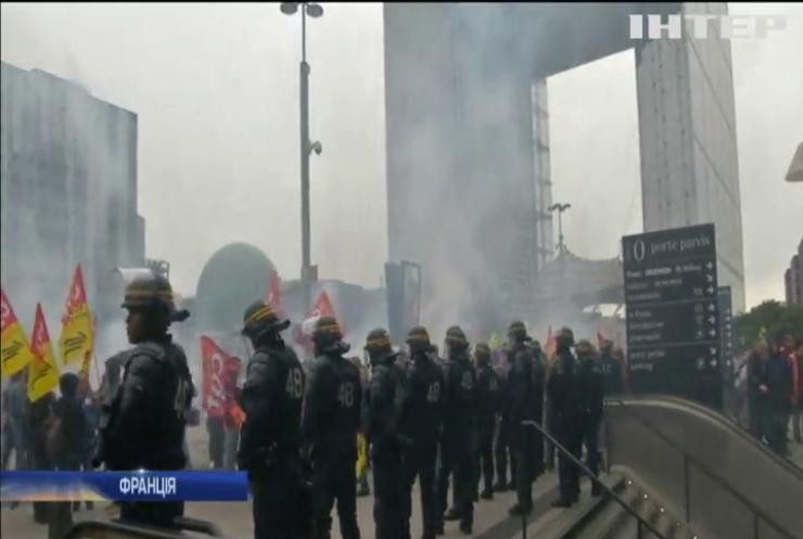У Франції тривають страйки залізничників (відео)
