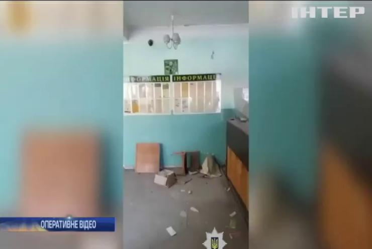 У Харкові стався вибух: з підірваного банкомату викрали готівку