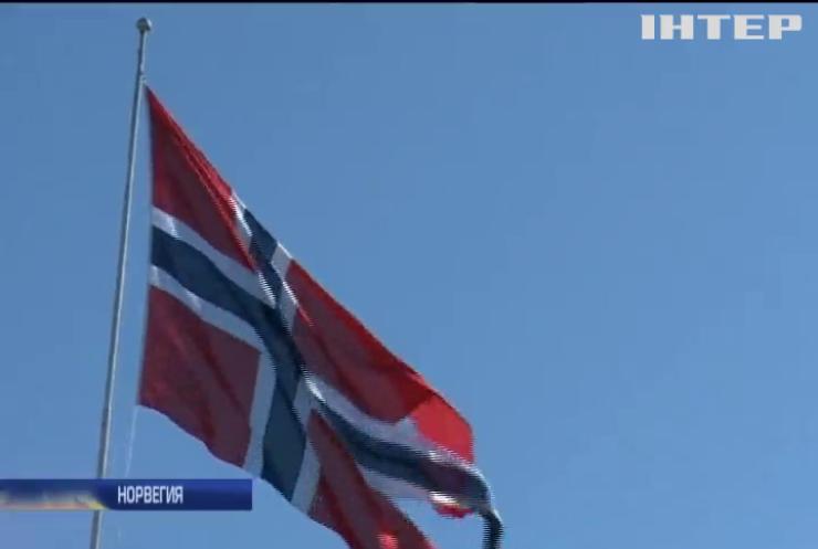 Норвегия призвала к себе армию США