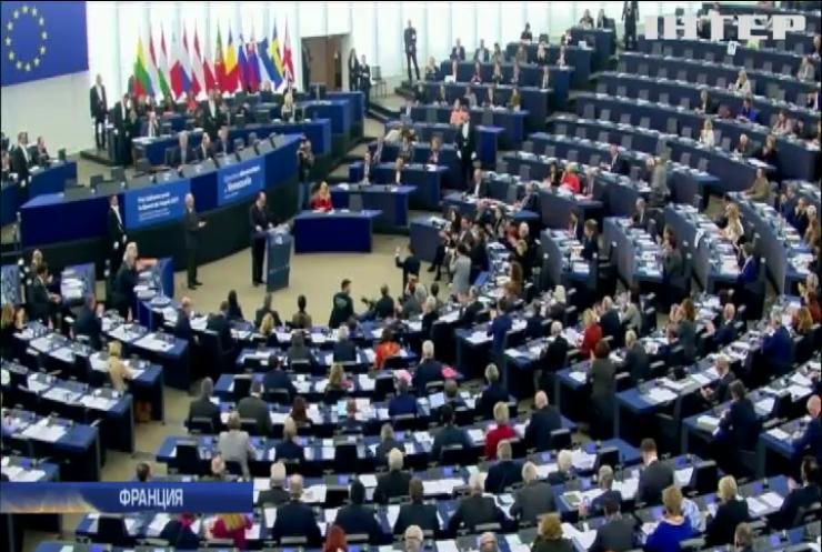 Президент Украины поблагодарил Европарламент за выделение финансовой помощи