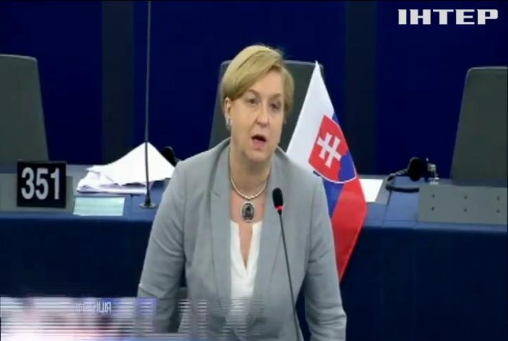 Європарламент закликає звільнити Олега Сенцова