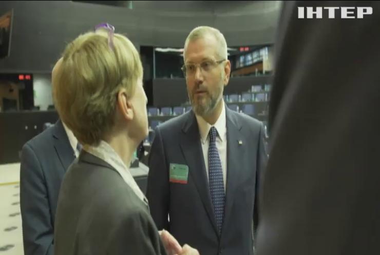 В Европарламенте депутаты от Оппоблока обсудили ситуацию на Донбассе