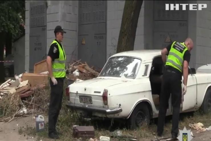 У Києві від вибуху автомобіля постраждали діти