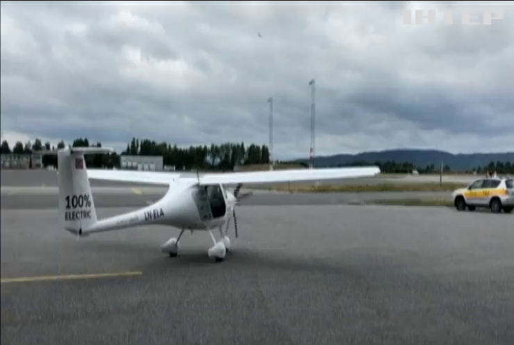 У Норвегії продемонстрували електролітак (відео)