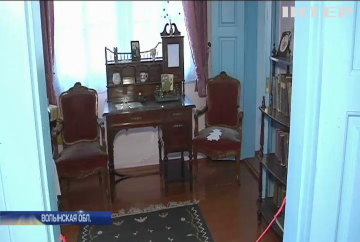Под Ковелем разрушается дом-музей Леси Украинки
