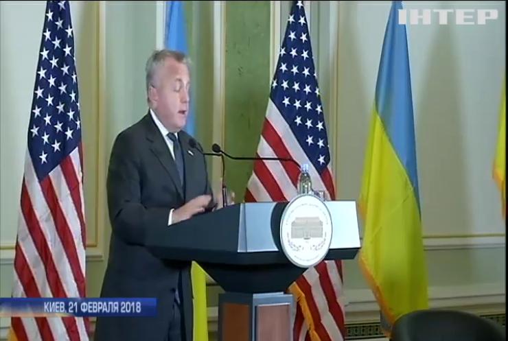 На саммите НАТО обсудят ситуацию в Украине - Госдеп