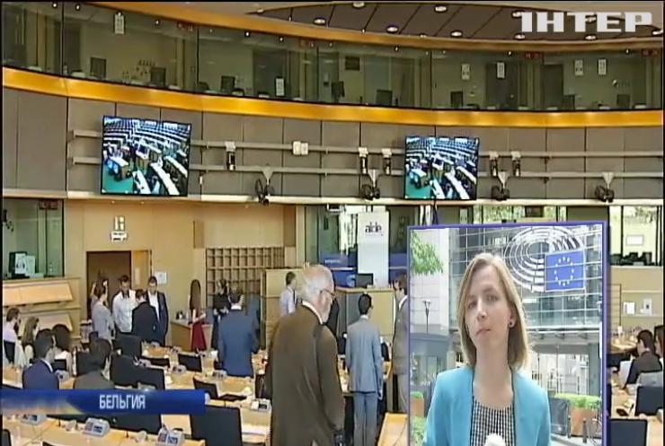 Европарламент обсудил будущее миротворческих операций на Донбассе