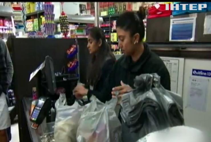 В Австралії заборонили пластикові пакети