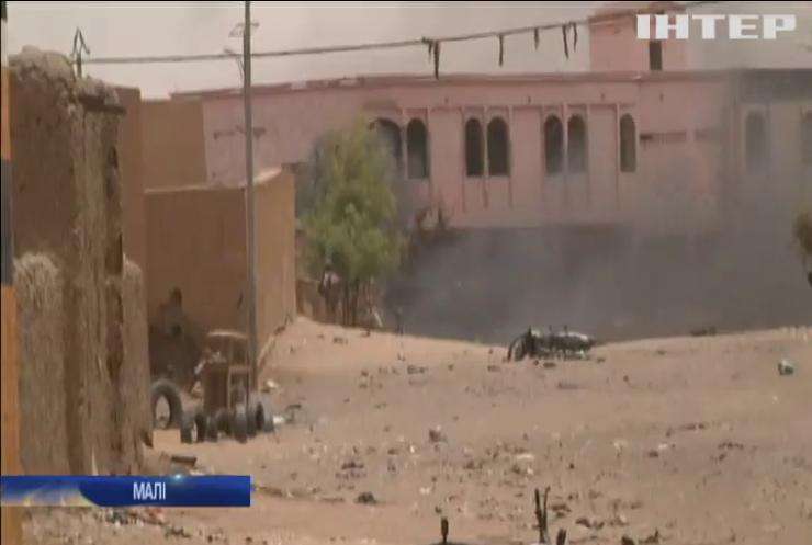 У Малі терористи підірвали військових Франції