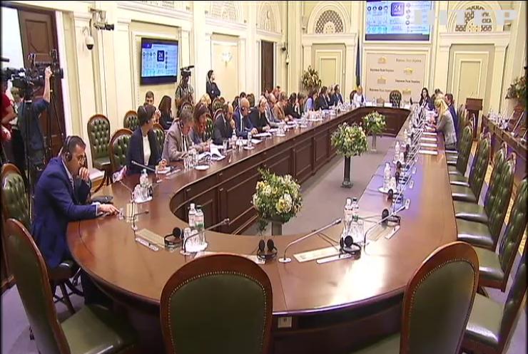 Названі умови для вступу України в асоціацію з Євросоюзом