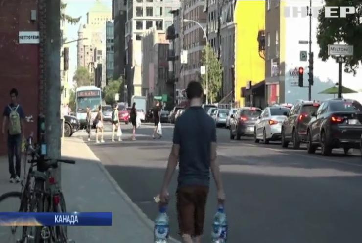Кількість загиблих через спеку у Канаді збільшується