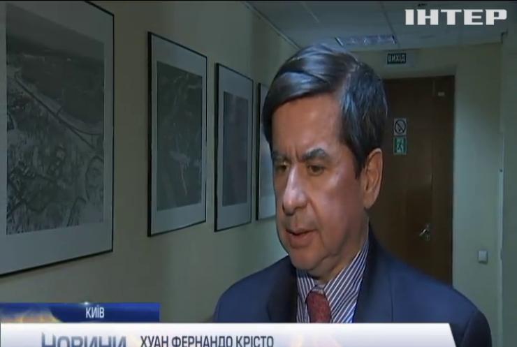 Досягнути миру в Україні можливо лише переговорами - Бойко