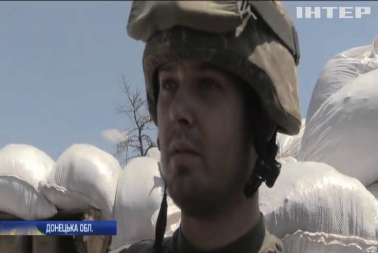 На Донбасі бойовики зривають перемир'я