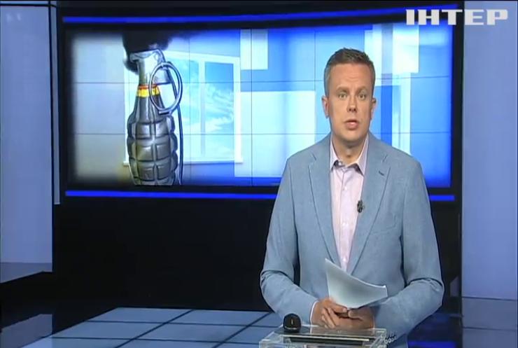 У Львові вибухнула граната у квартирі