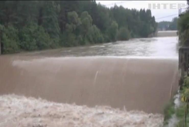 Річки України можуть вийти з берегів