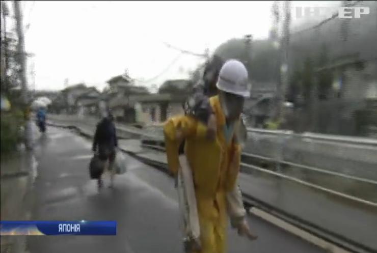 У Японії зростає кількість загиблих від повеней