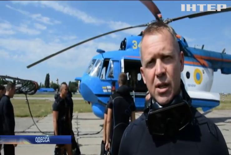 Военно-морские учения в Одессе: представители 19 стран приступили к практическим задачам