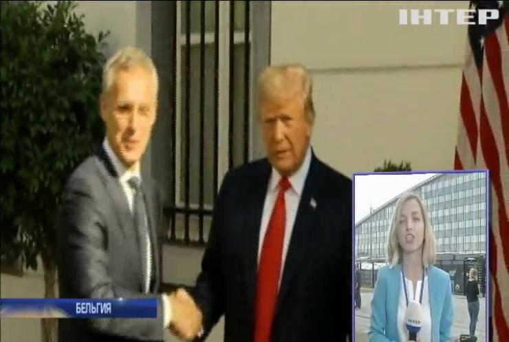 Саммит НАТО: Трамп рассказал о зависимости от российского газа