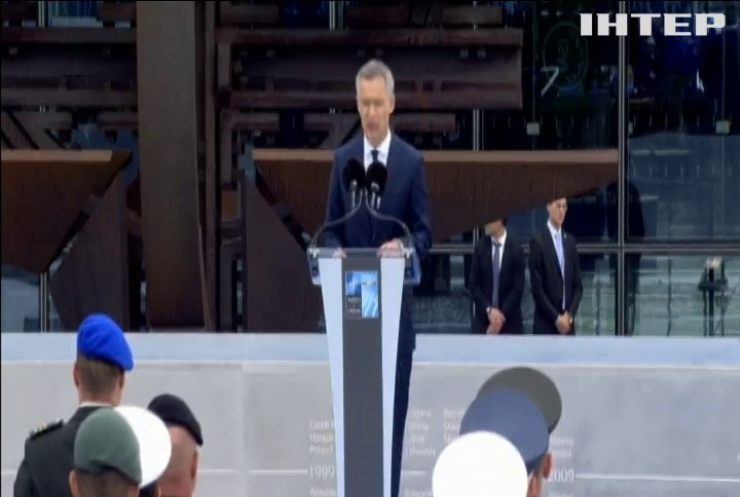 На саміті НАТО визнали євроатлантичні перспективи України