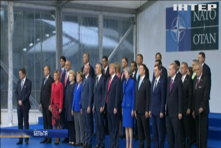 НАТО закликає Росію припинити військове втручання в Україні