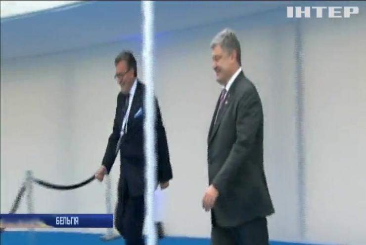Саміт НАТО: президент України проведе низку двосторонніх зустрічей