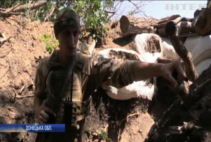 Війна на Донбасі: бойовики поранили українського бійця
