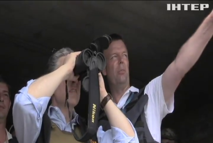 Наблюдатели ОБСЕ фиксирует улучшение ситуации на Донбассе