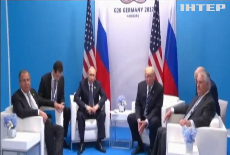 Майк Помпео вирушив на зустріч з російською делегацією