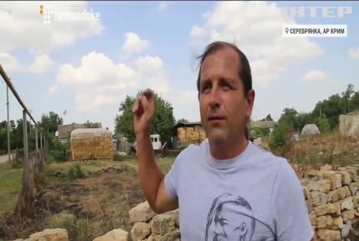 Володимира Балуха утримують в загальній камері Сімферопольського СІЗО