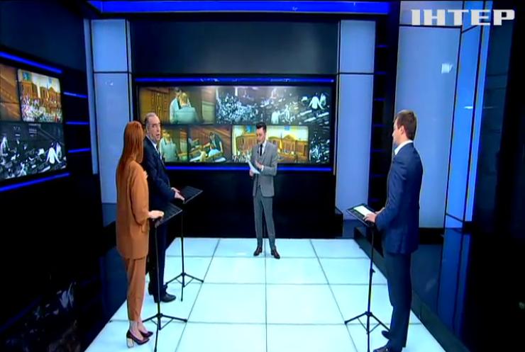 """Голосование по ЦИК и эффективность Рады: гости """"Подробностей недели"""" высказали свои мнения"""