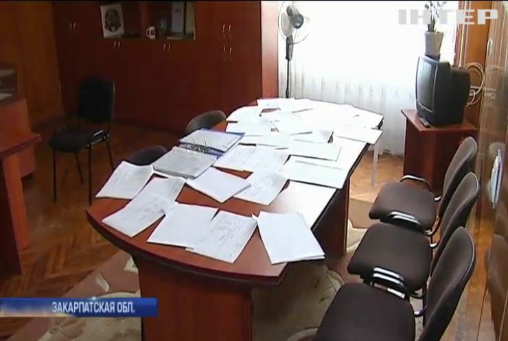 Скандал на Закарпатье: конкурс на должность директора колледжа выиграл человек с открытым уголовным делом