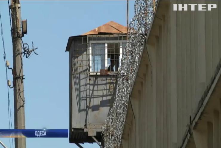В Одесі продовжуються пошуки утікачів з колонії